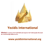Yezidis International logo