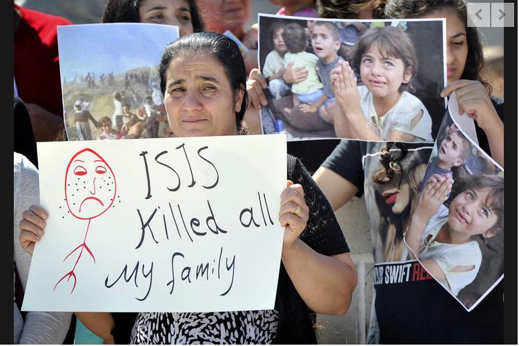 2nd anniversary of Yezidi genocide