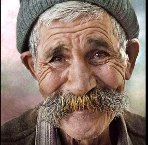 Yezidi elder