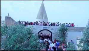 Tawaf in Basheeqa